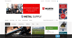 Preview of metal-supply.dk